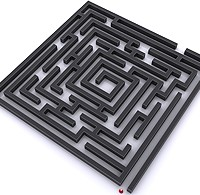 labyrinth 200x195 מתי פונים לטיפול זוגי?